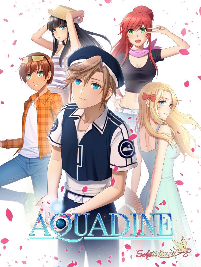 Aquadine poster