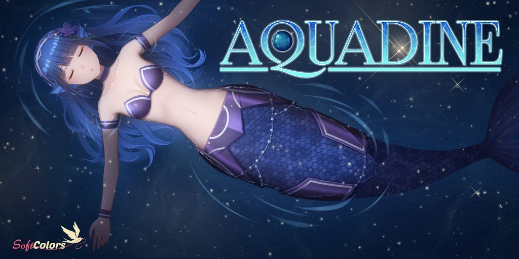 Aquadine banner